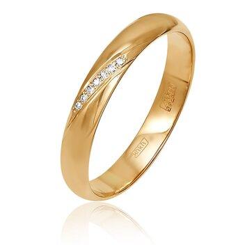 Обручальное кольцо 6-31-0019-101