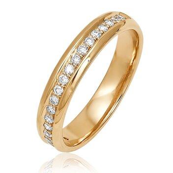 Обручальное кольцо 6-31-0023-101